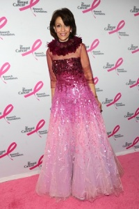2011 Breast Cancer Research Foundation's Hot Pink Party - Red Carpet