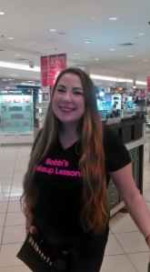 Bobbi Brown Makeup Artist Karissa
