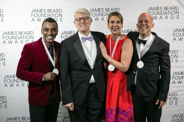 2016 James Beard Foundation Awards