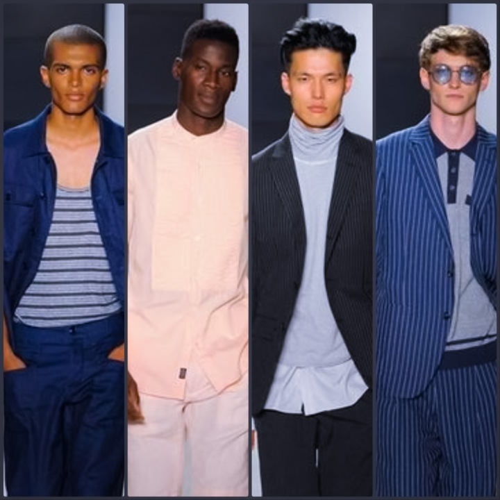 Todd Snyder Spring Summer 2018 Menswear Collage