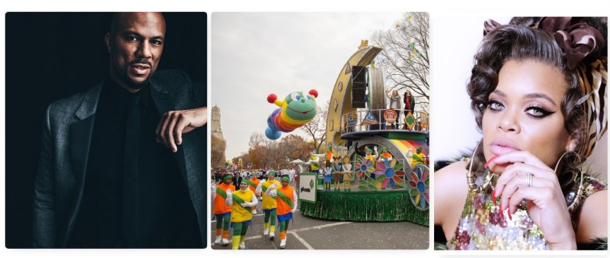 """Andra Day and Academy Award Winner Common to Perform """"Stand Up for Something"""" on the Girl Scout Float in 91st Annual Macy's Thanksgiving DayParade"""