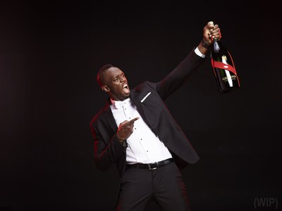 Mumm House unveils the secrets of Usain Bolt's success