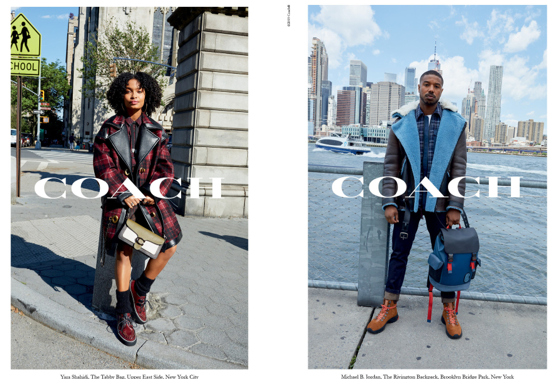 Coach Unveils New Direction With Fall 2019 Global Advertising Campaign